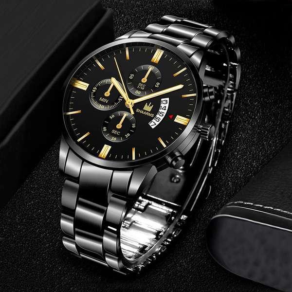 Quartz Wristwatches